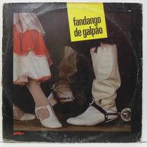 Lp Fandango De Galpão - 1986 - Discoteca