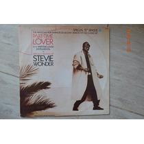 Lp Vinil - Stevie Wonder - Mix Promocional 12 Single - 1985