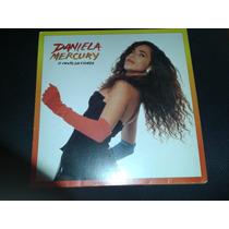 Lp Vinil Daniela Mercury - O Canto Da Cidade Com Encarte