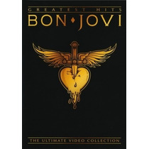 Dvd Bon Jovi Greatest Hits (2010) - Novo Lacrado Original