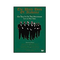 Dvd The Blind Boys Of Alabama - Go Tell It On The Mountain -