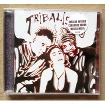 Cd Tribalistas (2002) C/ Marisa Monte Arnaldo Brown Lacrado