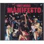 Roxy Music - Cd Manifesto - 1979 - Importado - Seminovo