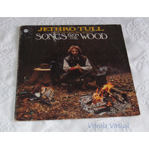 Lp Jethro Tull Songs From The Wood Made In Usa 1977 Chrysali