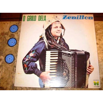Lp Zenilton - Grilo Dela (1982)
