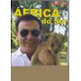 Dvd + Cd Programa Amaury Jr. - África Do Sul - Novo***