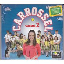 Cd Carrossel - Volume 2 - Lacrado De Fábrica