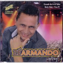 Cd Zé Armando - Ao Vivo - Novo***
