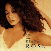 Cd Diana Ross Voice Of Love (edição Brasil) Raro