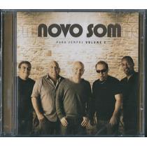 Cd Novo Som - Para Sempre - Vol 2 [original]