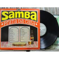 Samba Prata Da Casa Jurema Clementina Jesus Clara Nunes Lp