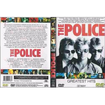 Dvd The Police Greatest Hits R$ 18,90 +frete