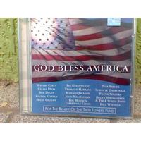 Cd God Bless América --- Diversos 2001 (frete Grátis)