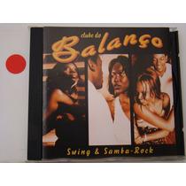 Cd Clube Do Balanço Swing & Samba Rock 2001