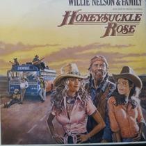 Lp Willie Nelson & Family - Honeysuckle Rose - Vinil Raro