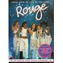 Dvd Rouge - A Festa Dos Seus Sonhos Ao Vivo (raro)