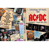 Ac/dc - Live At Monsters Of Rock 1984