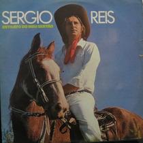 Lp Sergio Reis - Retrato Do Meu Sertão - Vinil Raro