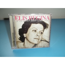Elis Regina - Cd Se Eu Quiser Falar Com Deus - 14 Músicas