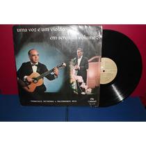 Francisco Petrõnio & Dilermando Reis-violão Em Serenata-lp