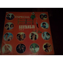 Lp Vinil Especial Sertanejo Volume 2 1984 Marcelo Costa