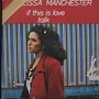 Melissa Manchester - It This Is Love - T Compacto Vinil Raro