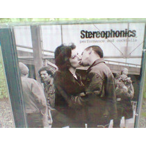 Cd Stereophonics /performance And...-lacrado-- Frete Grátis