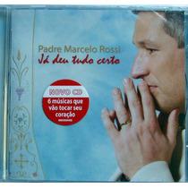 Cd Padre Marcelo Rossi Já Deu Tudo Certo - Ep