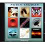 Cd Robin Trower Anthology Procol Harum Imp Novo |com Defeito