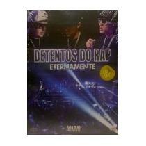 Dvd + Cd Detentos Do Rap - Eternamente Ao Vivo