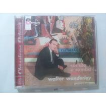 Cd Walter Wanderley Samba É Samba (original) Frete R$ 8,00