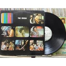 The Fevers Pra Cima Pra Baixo Lp Odeon 1978 Estereo Encarte
