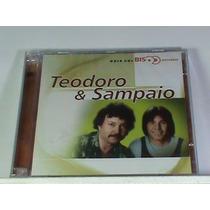Cd - Teodoro E Sampaio - Bis - 02 Cds (original, Lacrado)