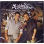 Cd Ataíde & Alexandre - Nos Bares Da Vida - Novo***