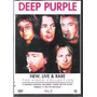 Deep Purple New, Live & Rare The Video Collection Vol. 2 Dvd