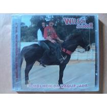 Wilson Aboiador- Cd O Melhor Da Vaquejada Volume 7- Lacrado!