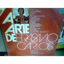 Lp A Arte De Erasmo Carlos 1982 Duplo (24) Sucessos + Letras