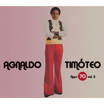 Cd Box Agnaldo Timóteo - Anos 70 Vol. 2 (6 Cds, Discobertas)