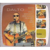 Dalto - Cd Tele Temas - 2005 - Lacrado De Fábrica