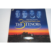 Laserdisk Importado The 3 Tenors In Concert 1994 Pavarotti
