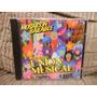 Cd Marimba Union Musical Mosaicon Bailable Importado