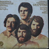 Creedence Clearwater Revival - Molina - Compacto Vinil Raro