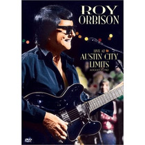 Dvd Roy Orbison - Live At Austin City Limits