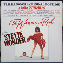 Lp Vinil - The Woman In Red - Stevie Wonder - 1984