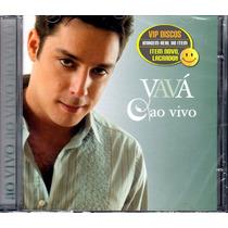Cd Vavá Ao Vivo 2004 ( Karametade ) - Novo Lacrado Raro