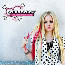 Cd Avril Lavigne The Best Damn Thing (2007) Lacrado Raridade