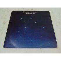 Lp Willie Nelson - Stardust (p)1978