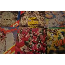 Carnaval, Sambas Enredo, Incrivel Bateria, Lote 6 Lp