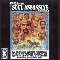 Cd-the Soul Assassins-chapter 1-em Otimo Estado