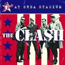 The Clash Live At Shea Stadiun (cd Novo E Lacrado)